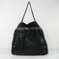 america wave - Folding shopping bag of wave packet Falabella chain in Europe and America one shoulder handbag fan bingbing women s handbags