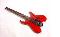 Wholesale Special best selling Stringed Instrument STEINBERGER Headless Electric Guitar gift Bag and Accessories