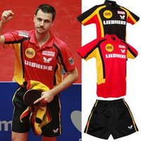 Wholesale Butterfly TENERGY Table Tennis Shirt Men Table Tennis Jerseys shirt Table Tennis Clothes