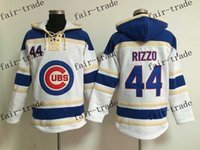 authentic hoodies - Hoodie Chicago Cubs Anthony Rizzo Baseball Jersey Cheap Rugby Jerseys Authentic Stitched Size