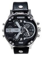 hello kitty watch - 2015 New DZ7313 MONTRE High Quality Atmos Clock Men s Watches rejoles Waterproof Military Sport Quartz Watches DZ Watch relogio