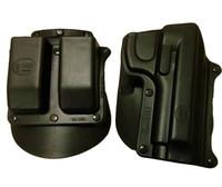 Wholesale Fobus Waist Tactical Holster Airsoft Painball Belt Gun Holster CS Game Combat Gun Pounch