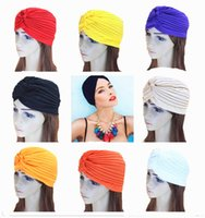 beanie hat - HOT Unisex India Muslim Cap Ear Pullover Covering Turban Beanie Hat Hip Hop Dance Party Winter Warm Hat