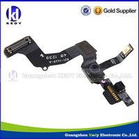 Wholesale Original Front Camera with Proximity Light Sensor Microphone Mic Flex Cable Ribbon for iPhone G