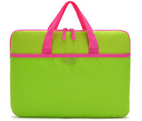 Wholesale fashion simple laptop bag Boutique package Laptop bag colors optional