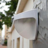 Wholesale LIXADA Solar Power Wireless LED Lamp Wall Mount Light Sensor for Garden Gutter Fence Wall Roof Yard energy saving order lt no track