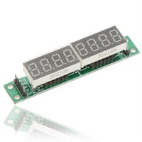 Wholesale 5V MAX7219 High Quality Bit Red Segment LED Display Module Digital Tube For Arduino MCU