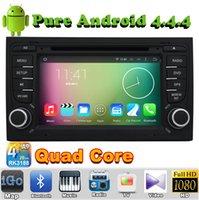 audi a4 - 2 din android quad core car dvd automotivo for AUDI A4 S4 RS4 E F B9 B7 RNS E with car gps autoradio tv