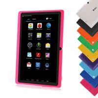 IRULU 7 pouces Tablet PC Comprimés Quad Core 8GB Allwinner A33 Android Tablet PC Q88 Tablet PC 7