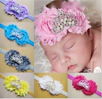 adorable hair styles - 12 Style Princess Pearl Beading Crown Baby Bride Kids Adorable Photo Hair Bands Handmade Children Hair Accessories Headbands Band K4900