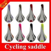 Wholesale HOT Sale High quality Road Bicycle Saddle Mountain Bike Saddle Bike parts Cycling Saddle MTB Cycling parts