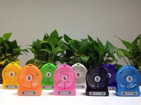 Wholesale USB Mini Fans Portable Rechargeble Fan with li ion Battery for Outdoor Camping office Cooler