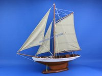 bamboo style furniture - Sailing boat fashion furniture decoration gift crafts Mediterranean European and American style