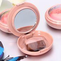 elf makeup - Q1324 Yan magic elf rouge blush genuine nude makeup send blush brush