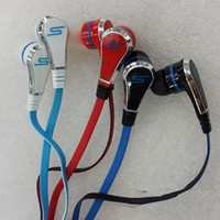 Wholesale Cheapest Price Mini cent SMS Audio cent In Ear headphones with Mic earphone STREET by Cent