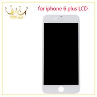 Wholesale 5 inch lcd For Apple iphone Plus White LCD Display Touch Screen With Digitizer Full Assembly