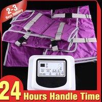 air removal machine - Pressotherapy Cellulite Removal Air Pressure Blanket Suit Fat Reduction Lymph Drainage Body Slimming Weight Loss Machine