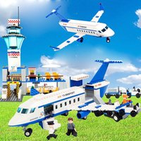 Wholesale New Music New Goody GUDI blocks Aerospace series large aircraft children s educational toys fight inserted