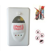 Wholesale Hot Sale Effective Safe Ultrasonic Electronic Repels All Insects And Rodents Mosquitoes Rats Cockroaches Control Pest Repeller