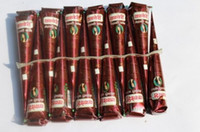 Wholesale 2014 New Natural Henna Tattoo Art Paste Temporary Tattoo Brown g