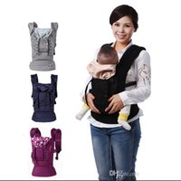baby carrier - ergonomic Baby Carrier organice New Four Position Multifunction Infant Carrier Backpack Kid Carriage Toddler Sling Wrap