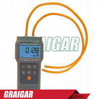 Wholesale 82152 psi Economic Digital Manometer AZ digital pressure gauge pressure vacuum gauge pressure instrument Kpa PSI