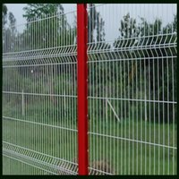 wire mesh fence - Peach Wire Mesh Fence For Forest Area Red Fence Post Curved Fence Panel Hebei Qualtiy Factory