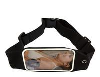 borse supremi della vita di corsa all'aperto tattico borsa tocco vita casual per le donne degli uomini per Iphone 5S 6 Samsung S5 S6 nota 5 LG T3 / E4 / M4