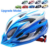 Wholesale Upgrade Model Ultralight Bicycle Helmet Safety Cycling Helmet Protect Integrally molded Bike Helmet G CM