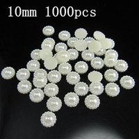 animal food products - High Quality Half Round Flower Beads New Size mm Flower Beads Half Round Imitation Pearls Good Selling Products