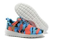 Wholesale Camo Sports Shoes For men Mens Running Shoes Womens Roshe Run Shoes Woman Sports Shoes Running Shoes Summer London roshe Run size