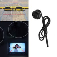 Wholesale New arrival degree Waterproof Car Rear View Front Parking Camera Night Vision backup reverse camera hot selling