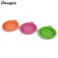 automatic dog feeder large - Pet Products for Small amp Large Dog Silicon Traveling Plastic Folding Dog Bowl for Dog Feeding amp Watering