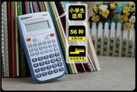 Wholesale Primary application electronic calculators The function is calculated Anti false according to slide design European style for students