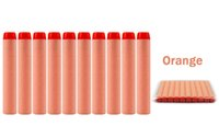Wholesale New Arrive N strike Elite Rampage Retaliator Series Blasters Refill Clip Darts Soft Bullet Colors