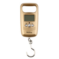 Wholesale Pocket Portable Mini kg LCD Digital Hanging Lage Weight Hook Scale Brand New