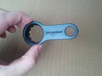 bicycle fork repair - new arrival bicycle fork mountain bike repair tools Remove wrench high quality