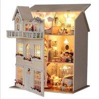 fairy furniture - DIY wooden Fairy Homes doll house miniatura miniature casa casinha de boneca furniture