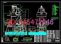 Wholesale HRM1900 vertical mill drawings Full Machining drawings