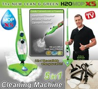 Wholesale Multifunctional steam mop five in one steam mop IN1 IN1 steam mop multi functional steam cleaning machine