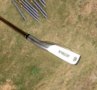 aw iron - New golf irons star Honma Beres IS Forged irons set Aw Sw with Regular or Stiff Graphite shaft golf clubs