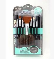 apply blush - Hot Direct manufacturers seven suits of cosmetic tools of blister packaging apply Blush Brush foundation eye shadow eyebrows