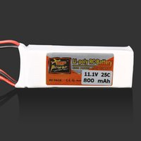 Wholesale ZOP Power V MAH C Lipo Battery JST Plug order lt no track