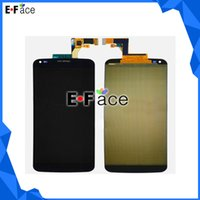 Cheap Wholesale Z1780 - LG G Flex D950 D955 D958 D959 F340 LS995 LCD Screen Display Digitizer Touch Free DHL Shipping