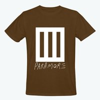 alternative band t shirts - Bars Punk Rock Music Band Paramore T shirt Men Alternative Casual Short Sleeve T Shirt Top Tees Camisetas Masculinas Cotton