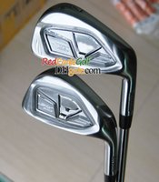 Wholesale New men Golf irons clubs JPX850 Golf irons GPS irons clubs with Dynamic gold R300 golf steel shafts Golf clubs