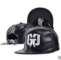 baseball combines - 2014 hip hop baseball cap GG letter embroidered fashion lace scarves combine brand leather snapback casual fur hat for women men