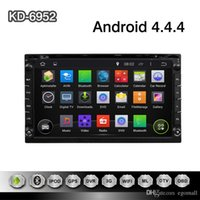 Wholesale 2016 NEW Klyde inch universal Double Din Android Car DVD GPS G Wifi Bluetooth OBD Radio Stereo CD Player