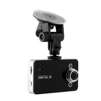 Wholesale Original K6000 Car Camera Novatek Chipset Car Video Recorder FHD P quot TFT Screen Black Box Full HD Car DVR