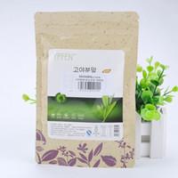 Wholesale Premium g Japanese Matcha Green Tea Powder Natural Organic Slimming Tea Reduce Weight Loss Food